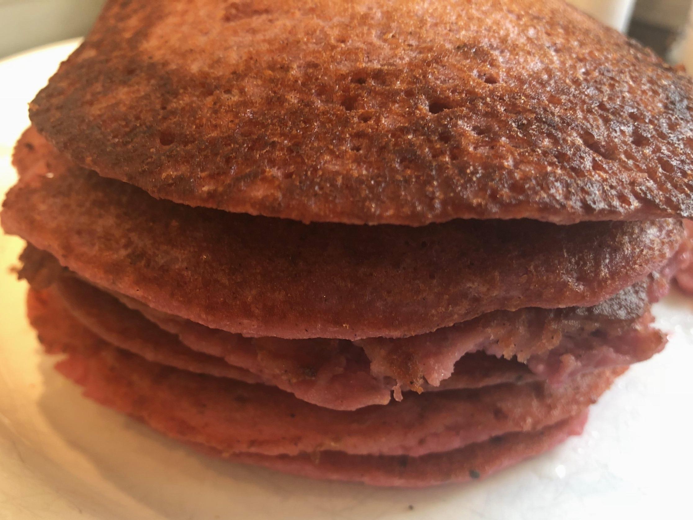 worldofvegania.com Glutenfria pannkakor med potatis