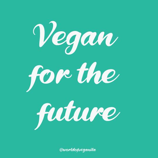 veganforthefuture veganita
