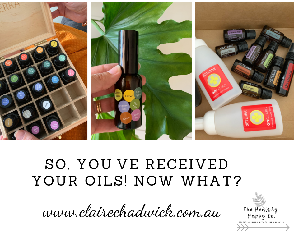 how to use doterra essential oils