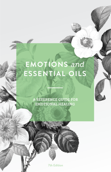 emotions and essential oils book buy in Australia