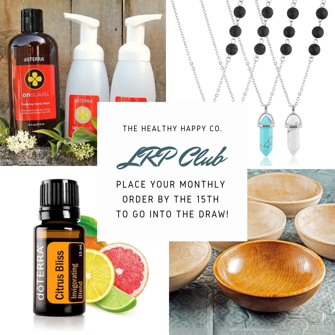join our LRP club for a free oil