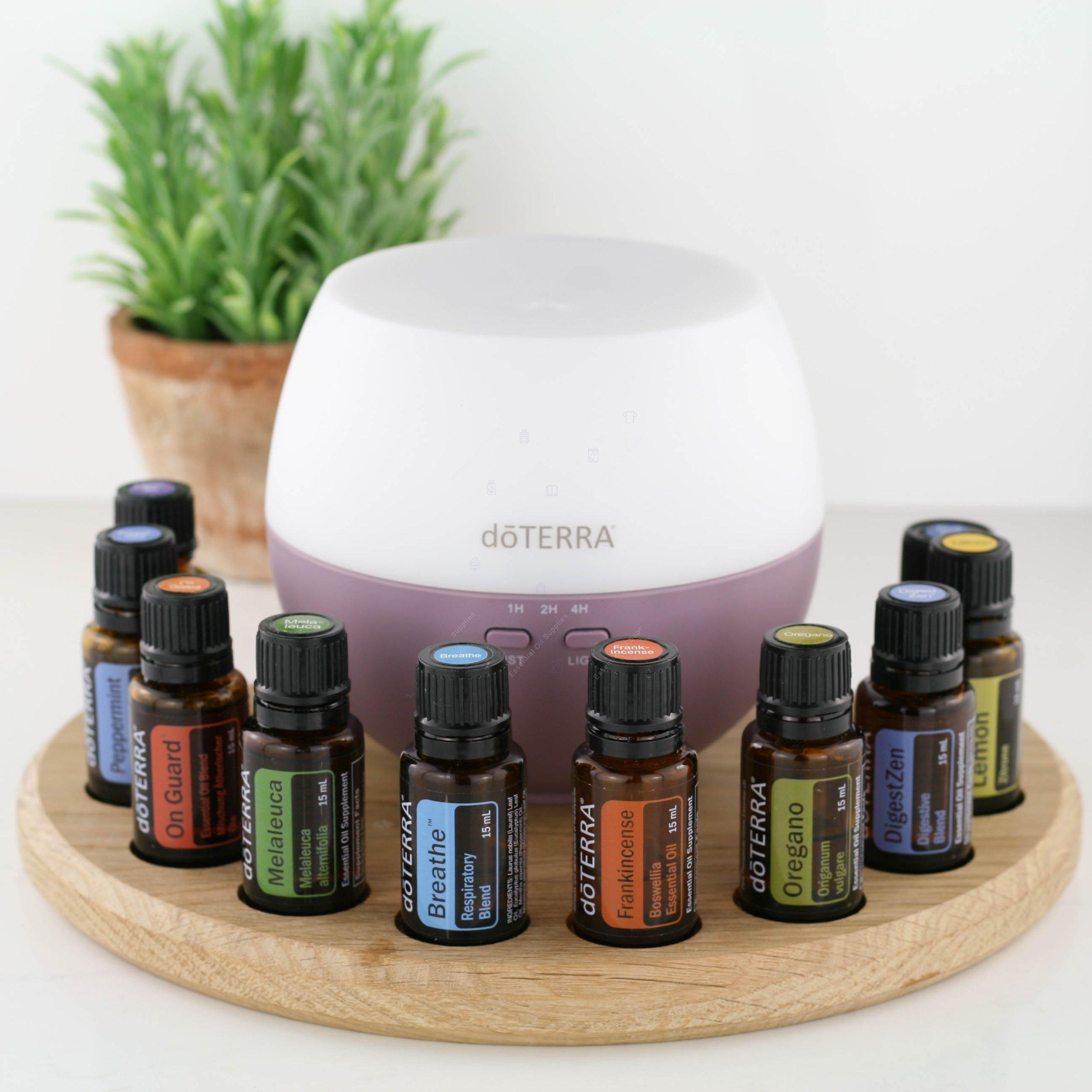 Essential Oils -