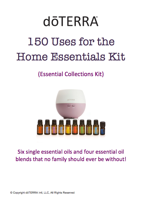 150 Uses for the Home Essentials Kit doTERRA.