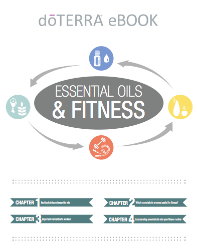 Essential Oils for Fitness and Athletes