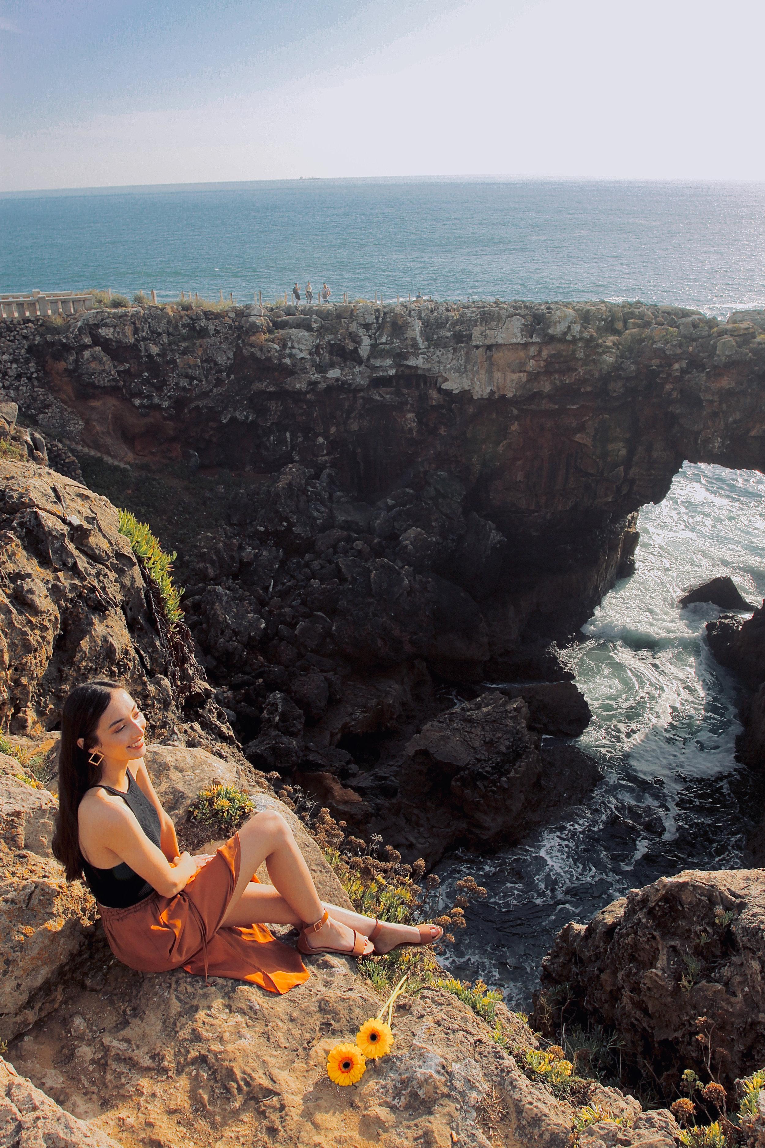 View over Boca do Inferno
