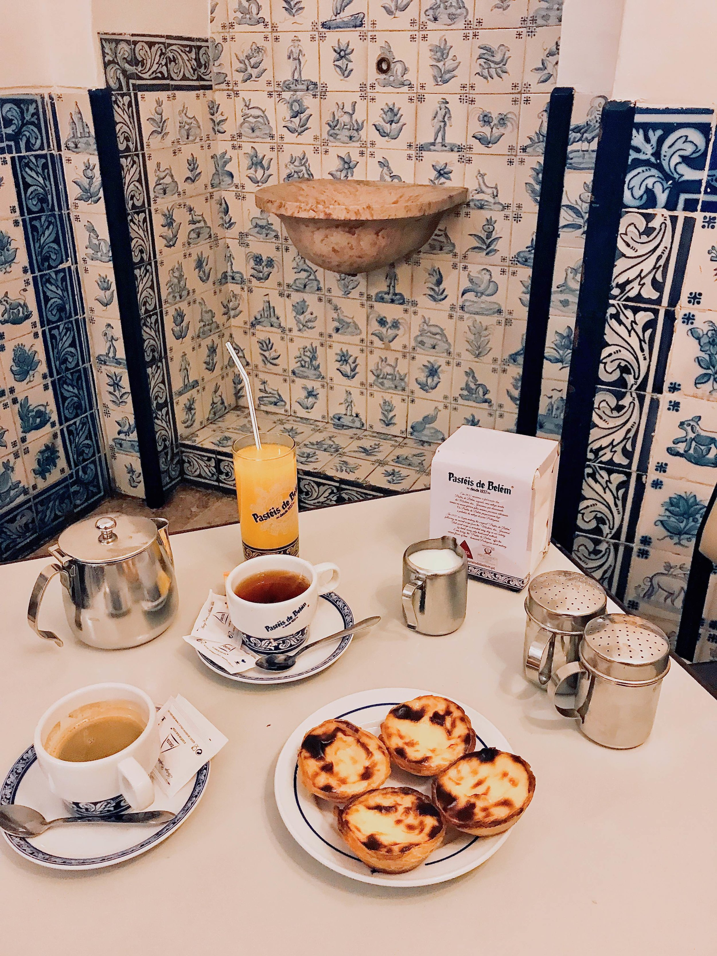 Unique experiences over 2 days in Lisbon | Pasteis de Belem