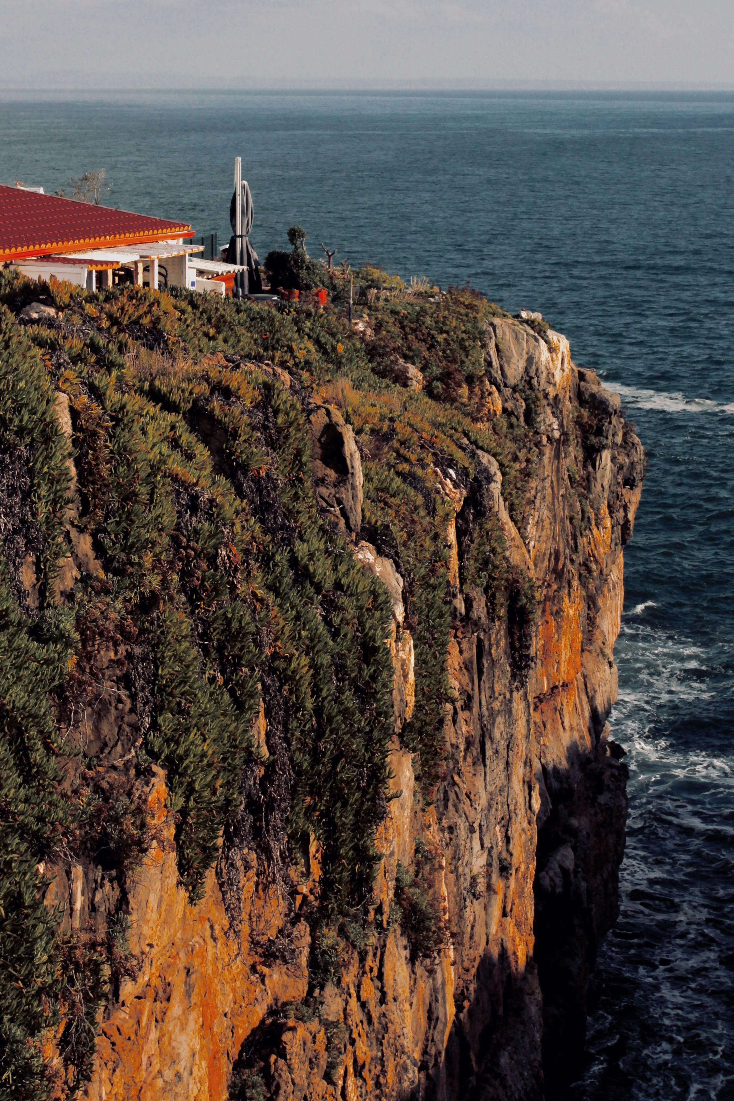 Cliffs of Boca do Inferno