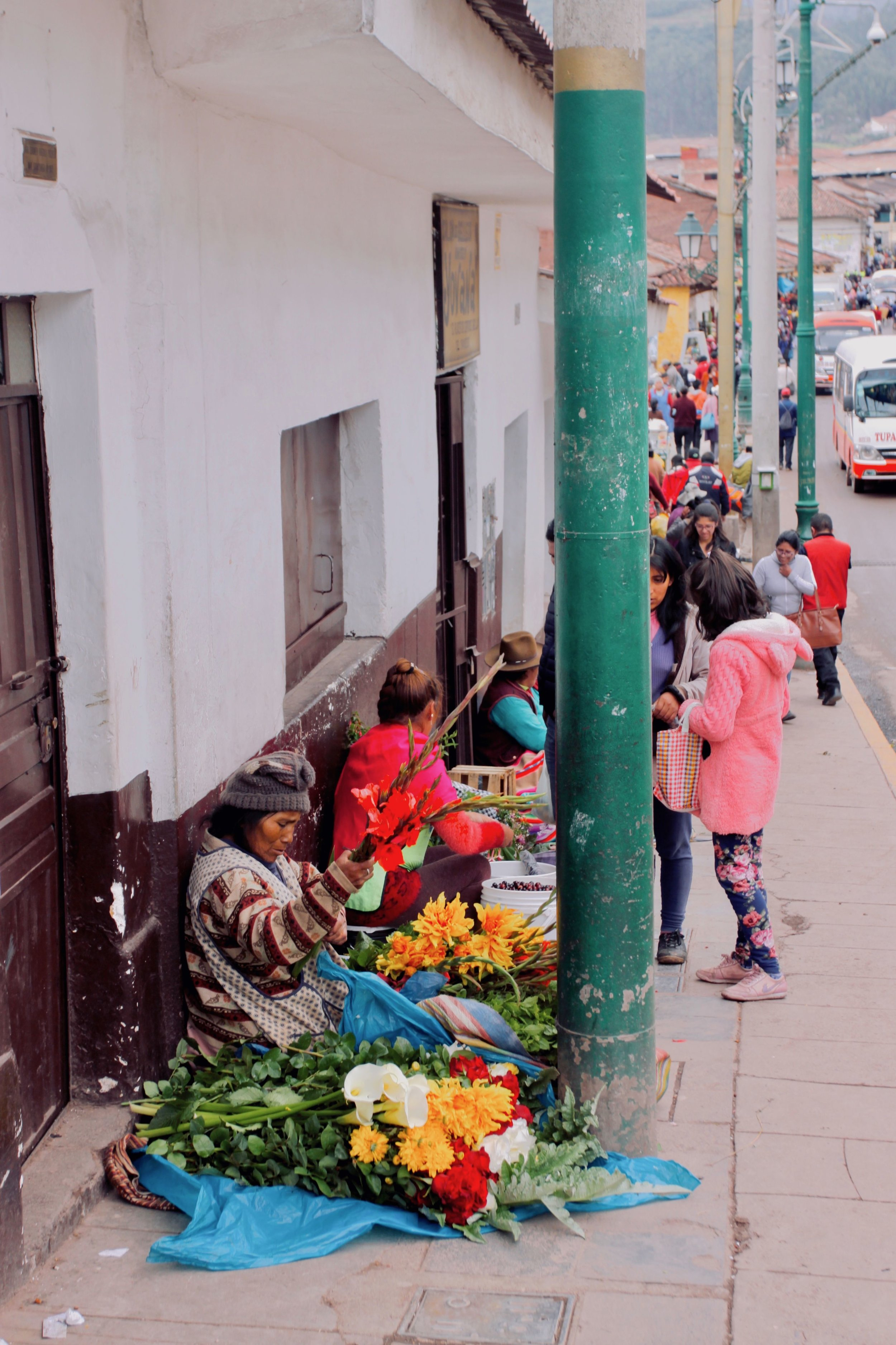 Cusco markets photo collection