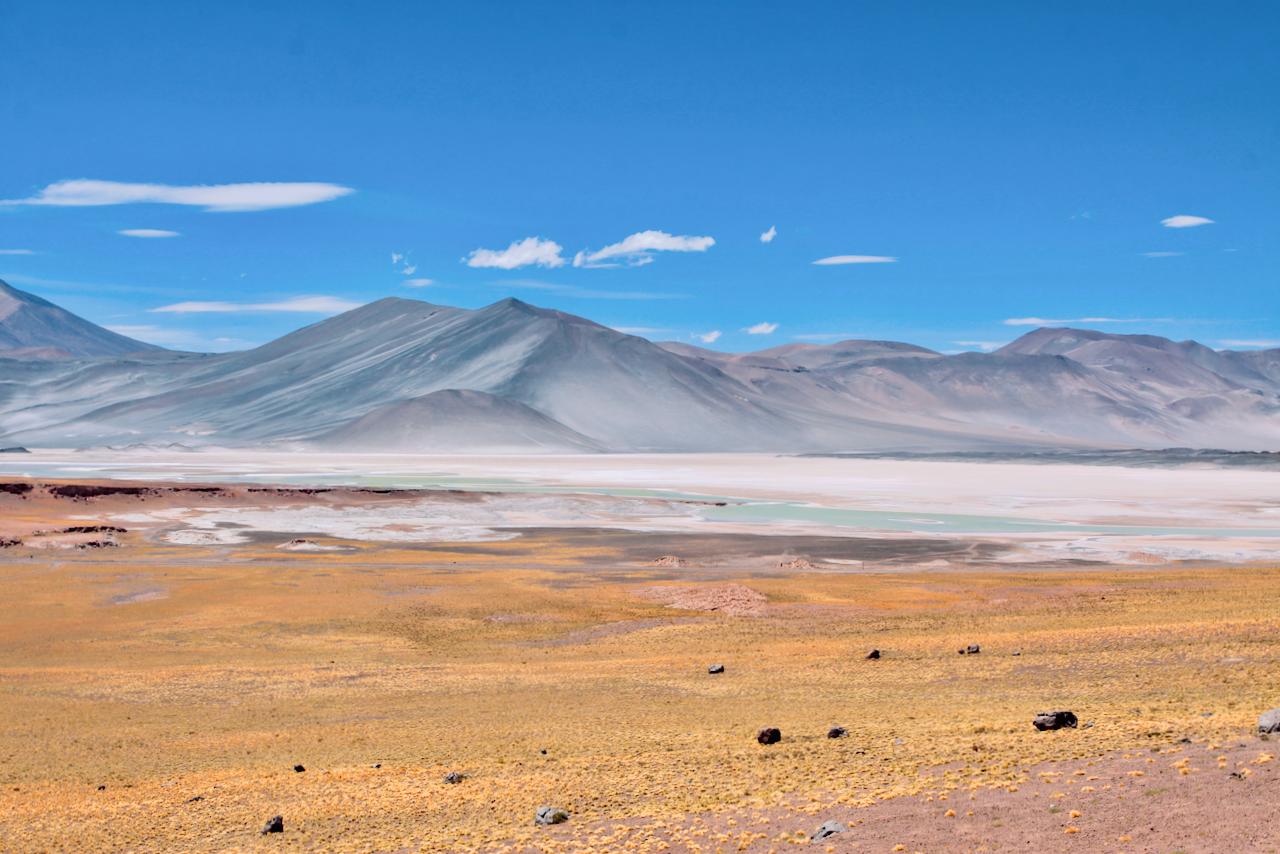 9 Other-worldly landscapes in the Atacama Desert