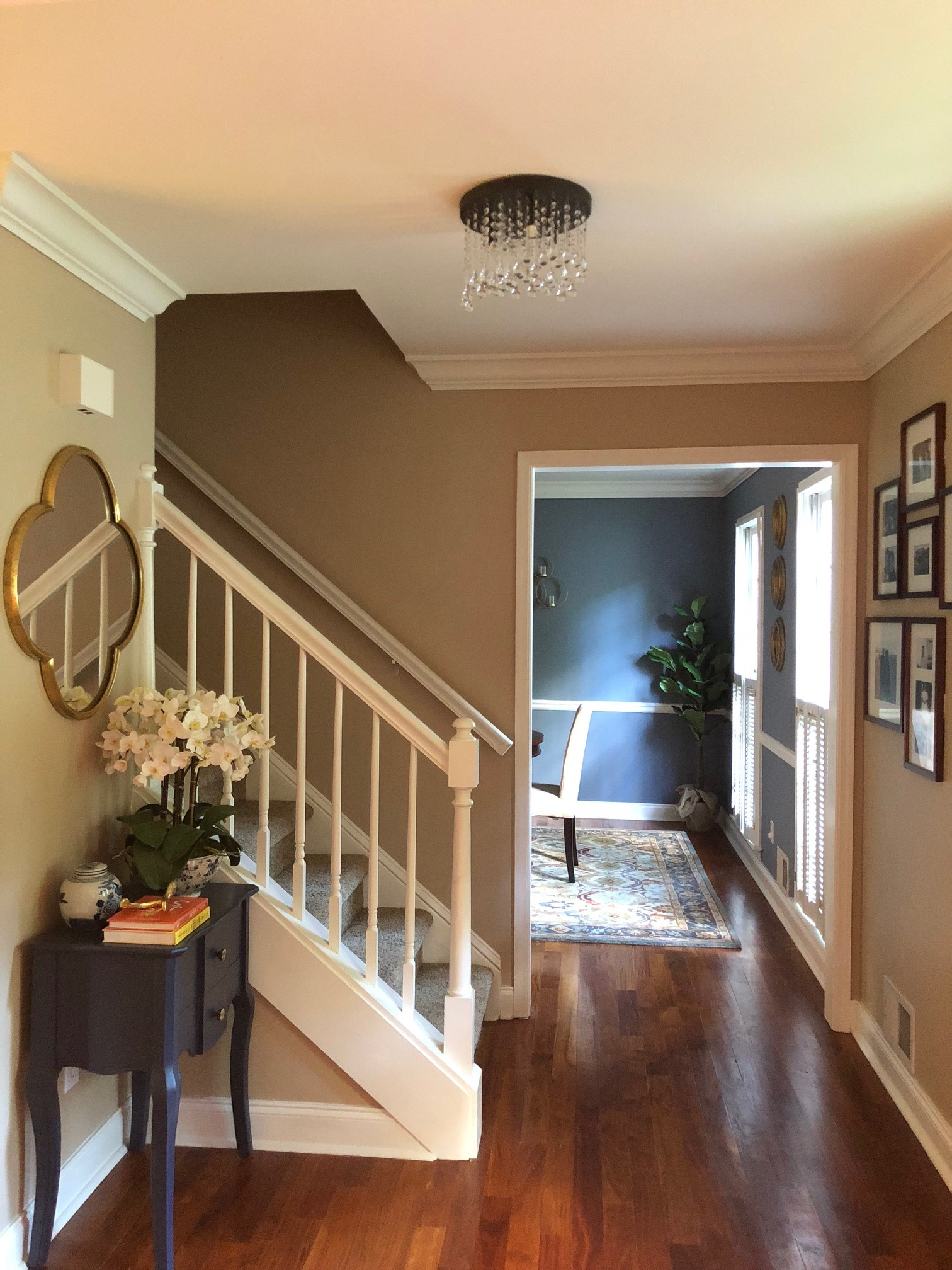 Flush Mount Lights For A Small Entryway