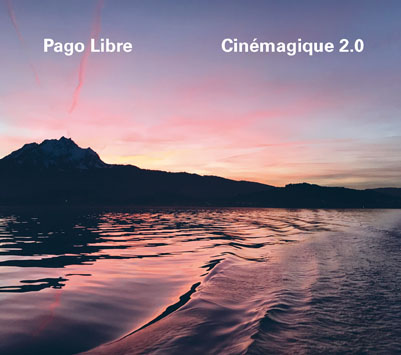 new CD out now: Cinémagique 2.0 (Leo Records, 2019)