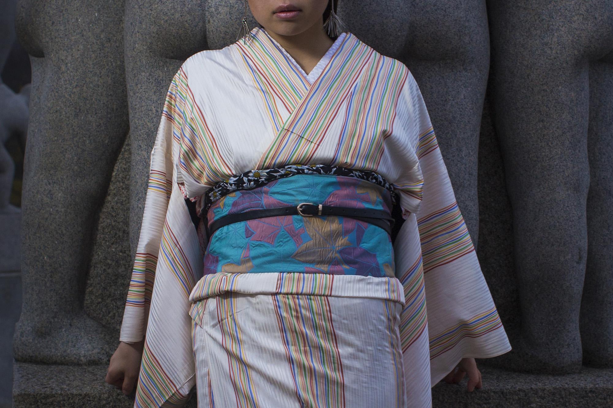 Kimono着物 -