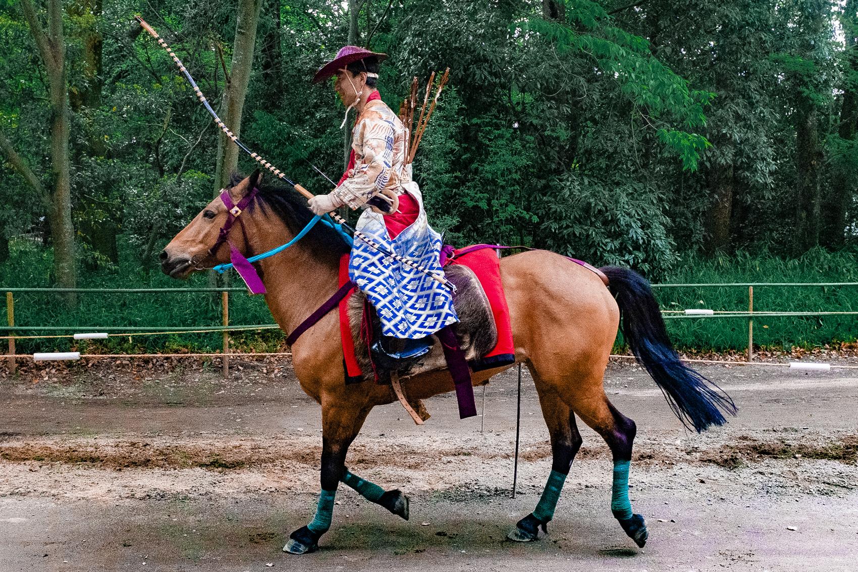 武士horseman