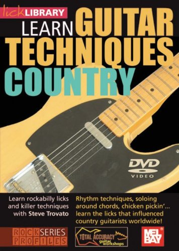 Learn Guitar Tehniques: Country
