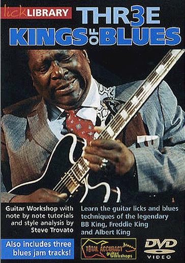 Thr3e Kings of Blues