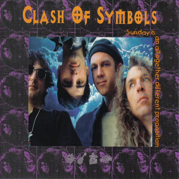 Sunday is an All Together Different Proposition (Clash of Symbols,1994)