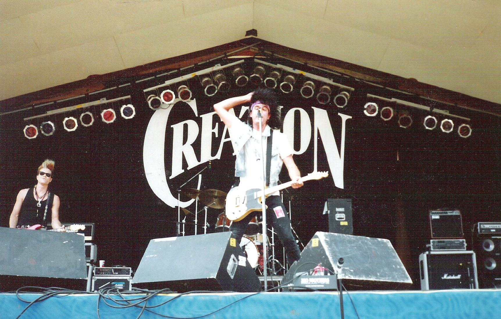 Creation 1990 -