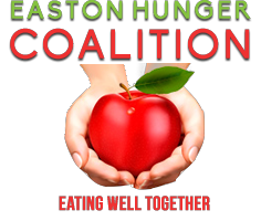 """Make It –Take It"" Kitchen - We partner with the Easton Hunger Coalition to help low-income families learn to prepare healthy meals on a budget."