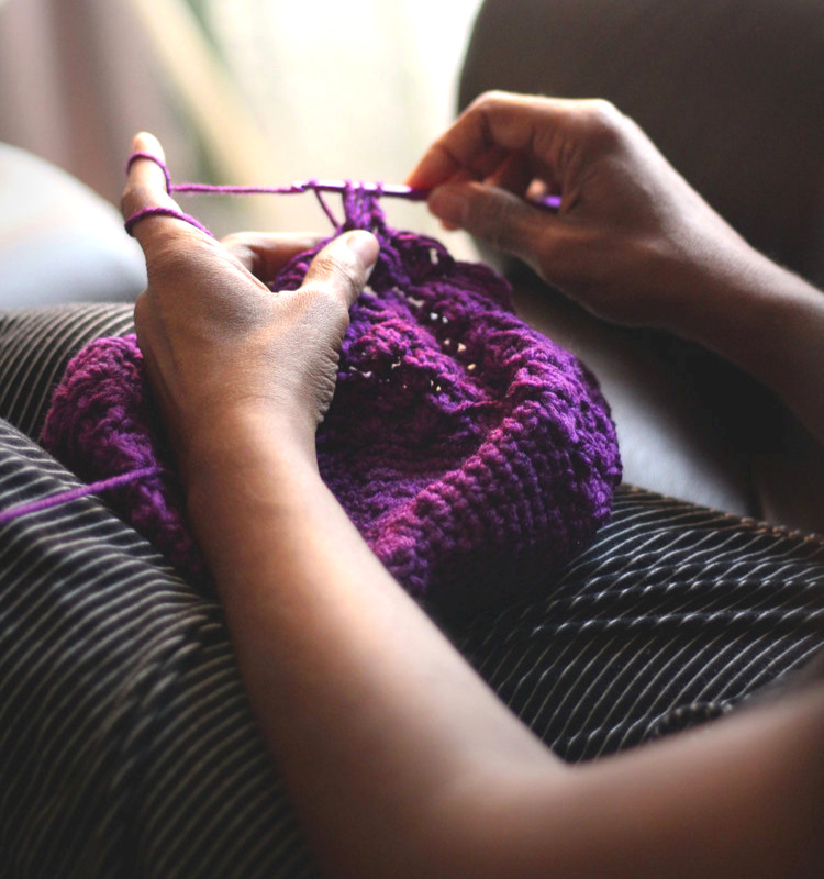 Shawl Ministry - Our talented knitters and crocheters create beautiful hats, shawls, mittens and much more to offer some gentle comfort to those who are ill, to our new born babies, and even to our college students as they transition away from home.
