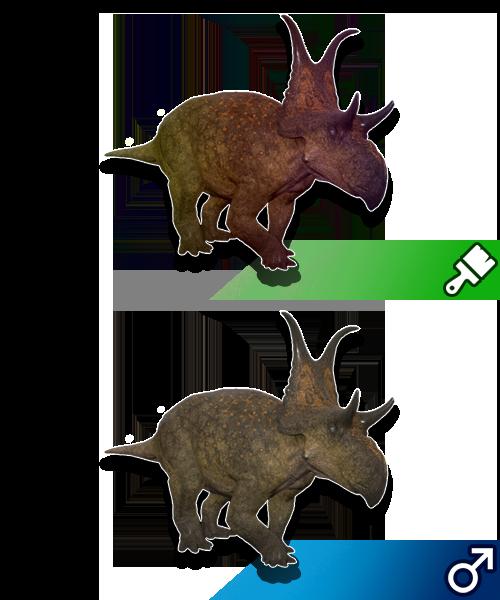 Survival Dino | Aesexual Nester | Custom Skins