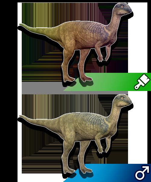 Survival Dino | Patreon Freebie | Aesexual Nester | Custom Skins