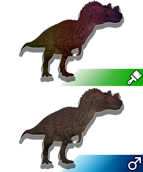 Survival Dino | Aesexual Nester | Custom Skins