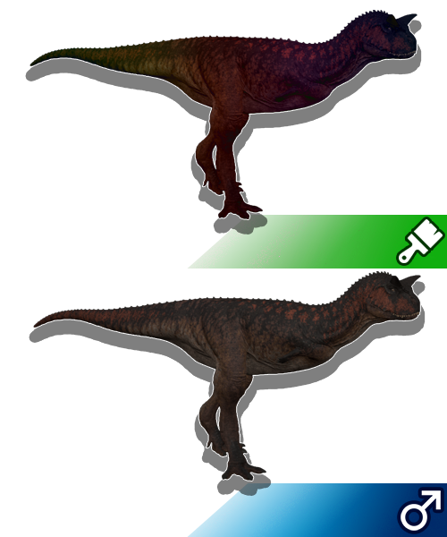 Survival Dino | Custom Skins