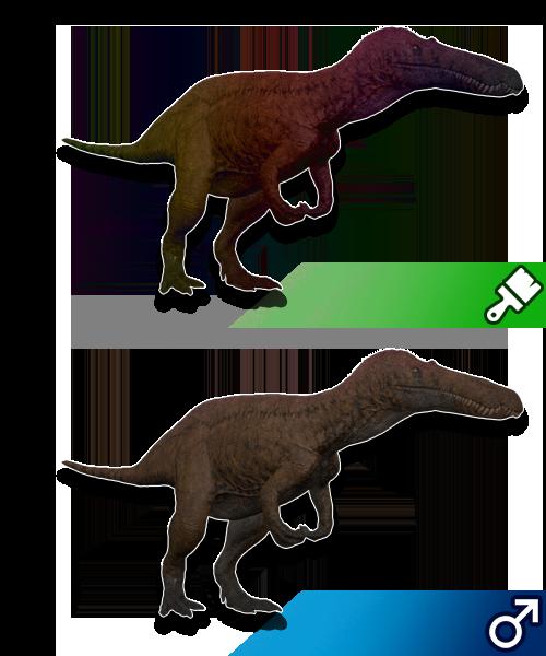 Survival Dino | Custom Skins | Water Dino