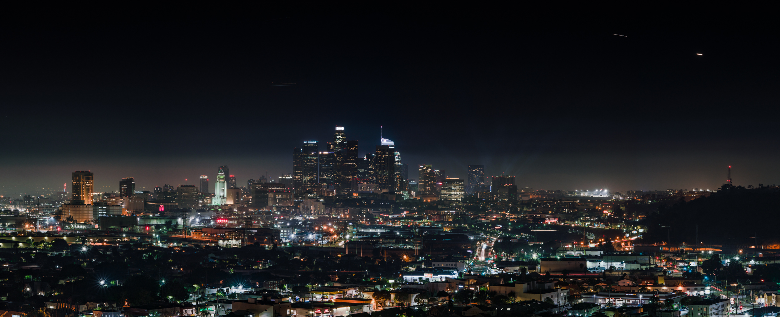 DTLA_NIGHT SKYLINE FROM LINCOLN HEIGHTS_PANORAMA_001.jpg