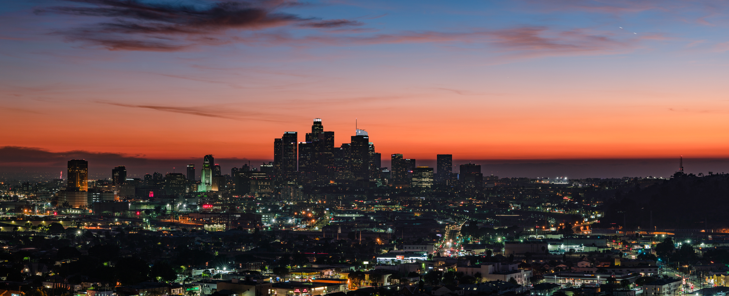 DTLA_DUSK SKYLINE FROM LINCOLN HEIGHTS_PANORAMA_001.jpg