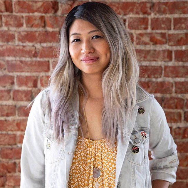 """🔮GRACE DUONG🔮  """"I don't think it's an accident that the more you work on yourself, the more things start to unfold for you"""" - Grace Duong of Mystic Mondays  ✨We were so honored to feature @grace.duong of @mysticmondays in the spring issue of NFLUX Mag!  ✨Grace is a designer, tarot reader, and creative based in Philly. She's an Aries Sun, Pisces Moon & Gemini Rising who created the amazing Mystic Mondays Tarot deck & guidebook, which comes with an awesome app.  ✨In our interview titled """"Tarot For Everyone"""", we chatted with Grace about how she came to wanting to create a deck and how she reimagined the traditional Rider-Waite deck for a new generation of seekers.  ✨Check out the interview by picking up a copy of NFLUX - available in both digital and print (less than 40 left!)   📸 of Grace by Phillip Gadrow, tarot cards images via Mystic Mondays"""