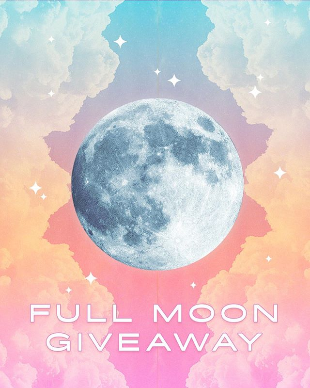 🌝FULL MOON GIVEAWAY🌝⁣ ⁣ Today's Libra Full Moon is the second in a row this year, bringing extra attention to the role of relationships and opposites in our life. The first took place last month as the Sun entered Aries & the Spring Equinox begun. This one takes place at the very end of the Sun's journey through Aries, just before it dips into Taurus tomorrow.⁣ ⁣ Full moons bring situations to completion, casting a spotlight on our relationships to ourselves and others. Libra represents a search for balance and justice, looking to find solutions to inequality. What did this Full Moon bring up for you? The Lunation Station in our latest issue will give you clues as to what energy you're working with! ⁣ ⁣ SO, in honor of the Sun ☉ & Venus ♀in the last day of their exaltation (when they're in their favorite signs - Aries for the Sun and Pisces for Venus), we're having a...⁣ ⁣ ☀️🌕FULL MOON GIVEAWAY🌕☀️⁣ ⁣ 🌈To enter to win a print copy of ⁣ NFLUX Mag Issue 02 - Spring Equinox: ⁣ ⁣ 🌙 You must be following our account⁣ 🌙 Like this post & tag 2 friends ⁣ 🌙 Comment with an emoji that represents how this full moon made you feel❗️⁣ 🌙 Extra points for regrams & posting on your story! Make sure to tag @nfluxmag!! ⁣ ⁣ 🔮 Contest ends Sunday night at midnight! TWO lucky winners will be chosen at random on Monday morning. ⁣ ⁣ 👉🏾 Contest is only open to US residents, however if you're international you're welcome to play for a free digital copy!! ⁣ ⁣ Good luck, and happy Full Moon!! 🌝⁣ .⁣ .⁣ .⁣ .⁣ .⁣ #nflux #nfluxmag #contest #giveaway #fullmoon #librafullmoon #aries #libra #ariesseason #taurus #astrology #astro #zodiac #magazine #free #contestalert #giveaways #giveawaycontest #win #repost #astrologer