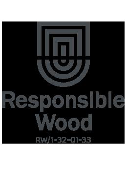 Abelwood-NSFP Tasmanian Oak Hardwood | responsiblewood-logo