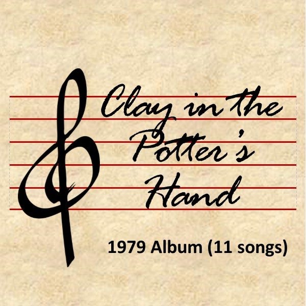 Clay in the Potter's Hand CD
