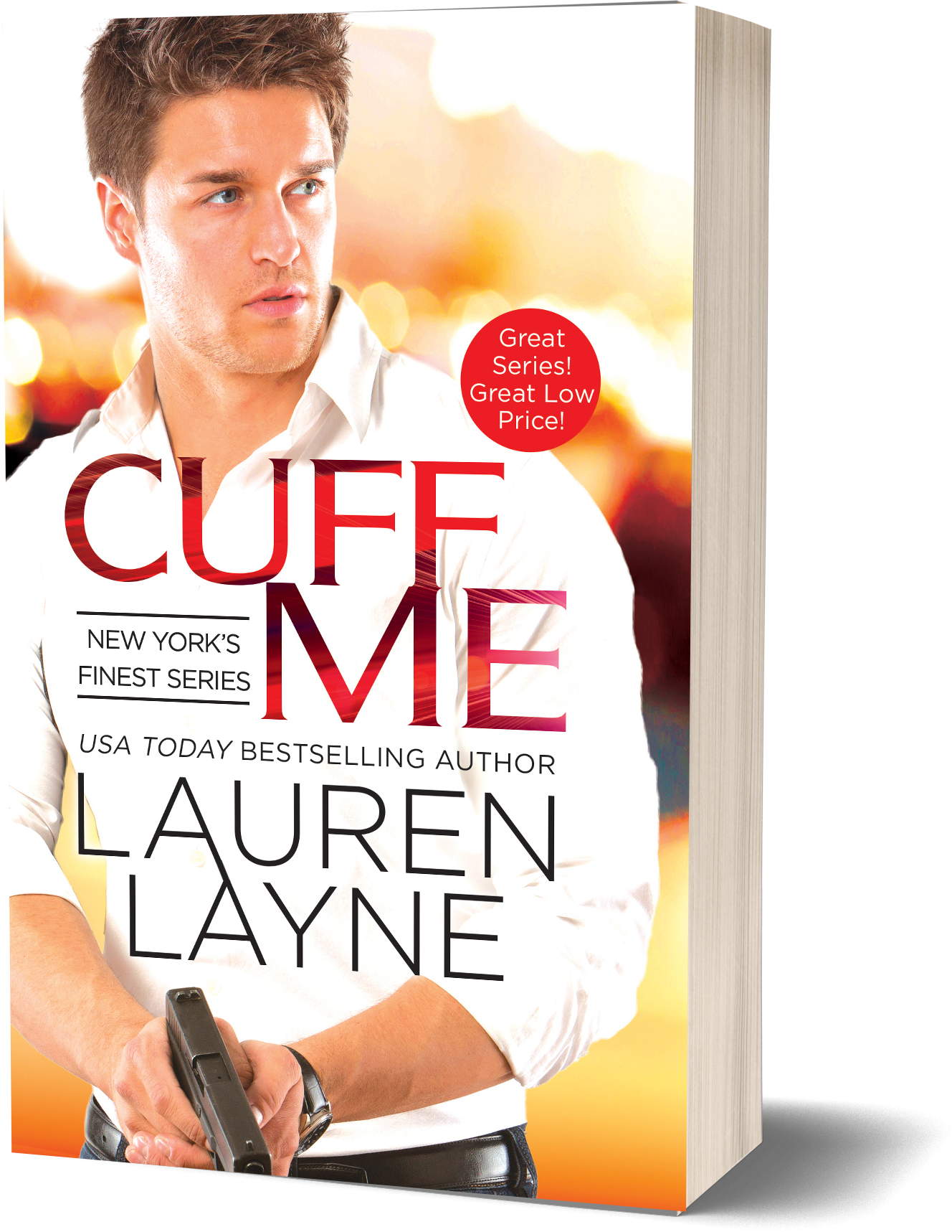 Cuff Me by Lauren Layne