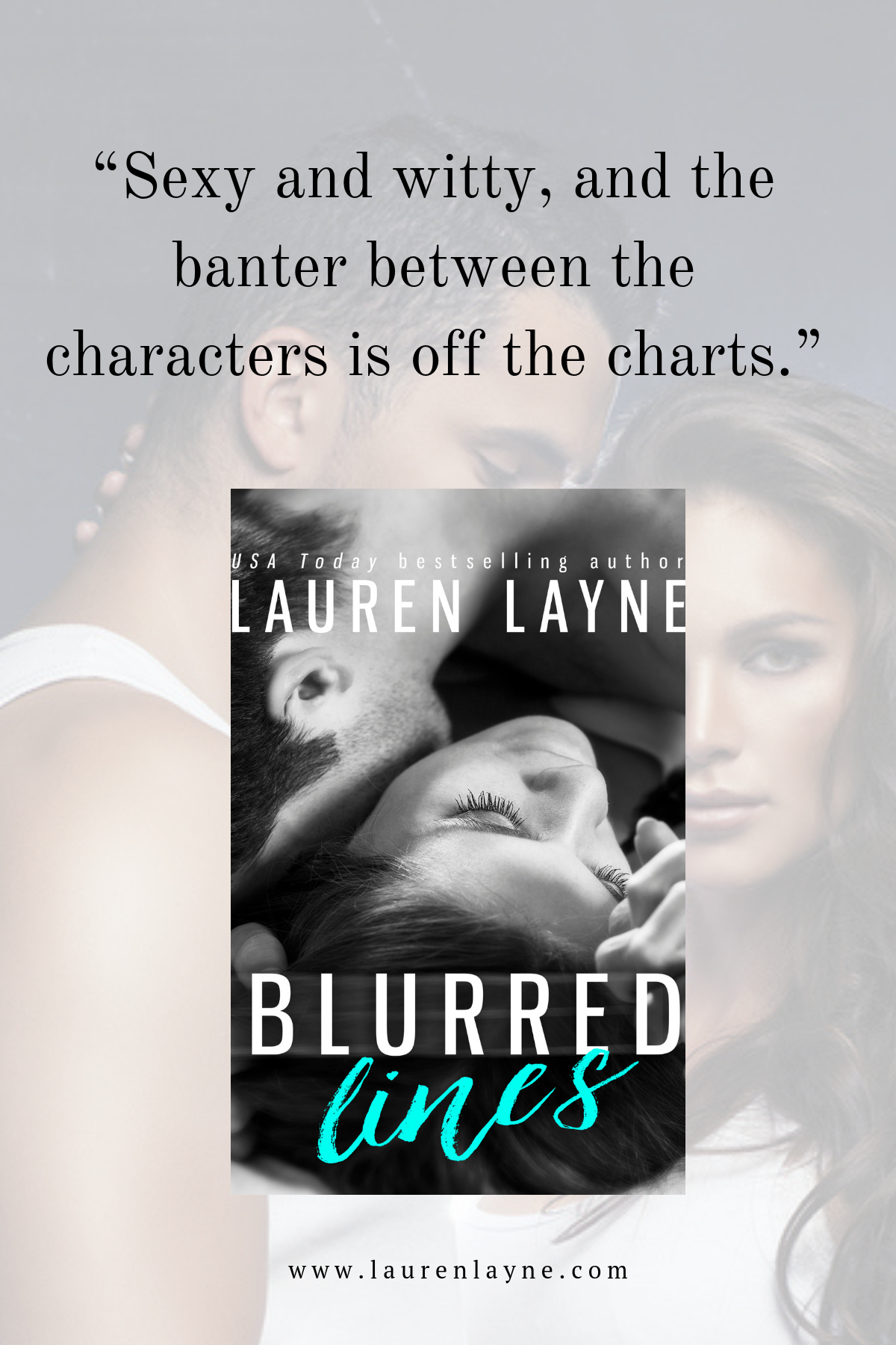 Blurred Lines by Lauren Layne