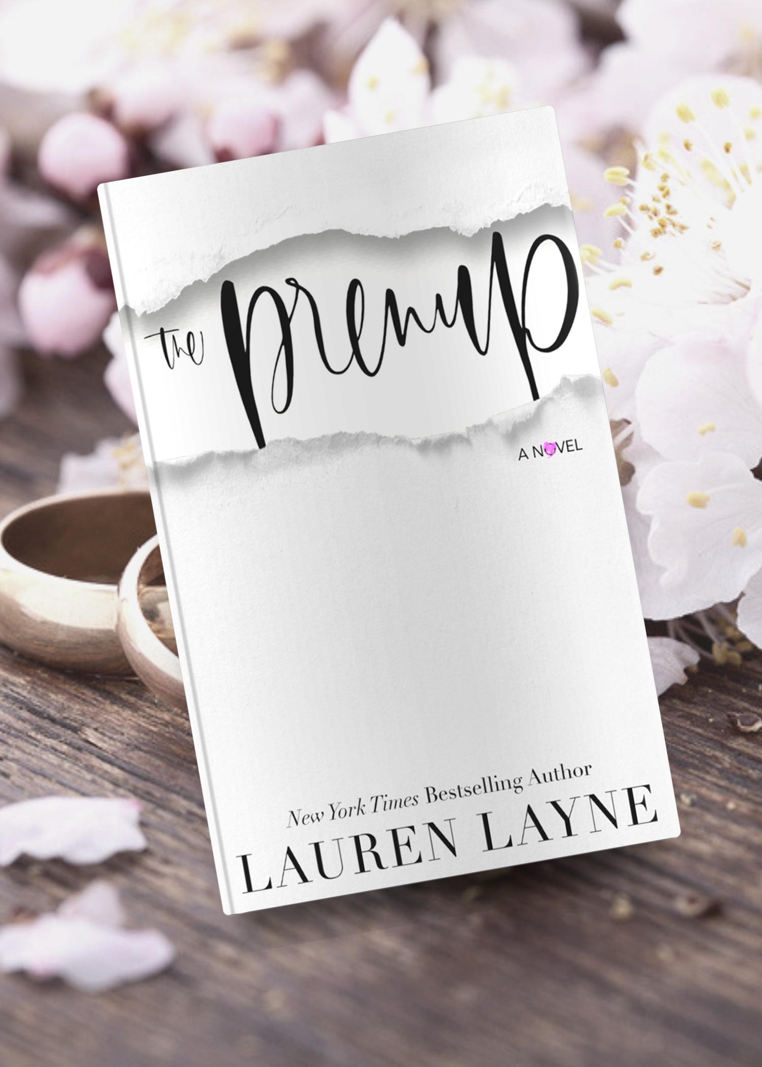 The Prenup by Lauren Layne