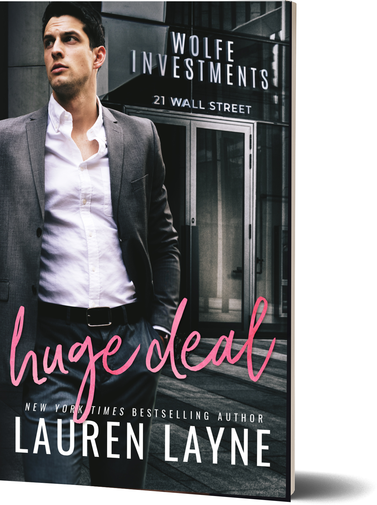 Huge Deal by Lauren Layne