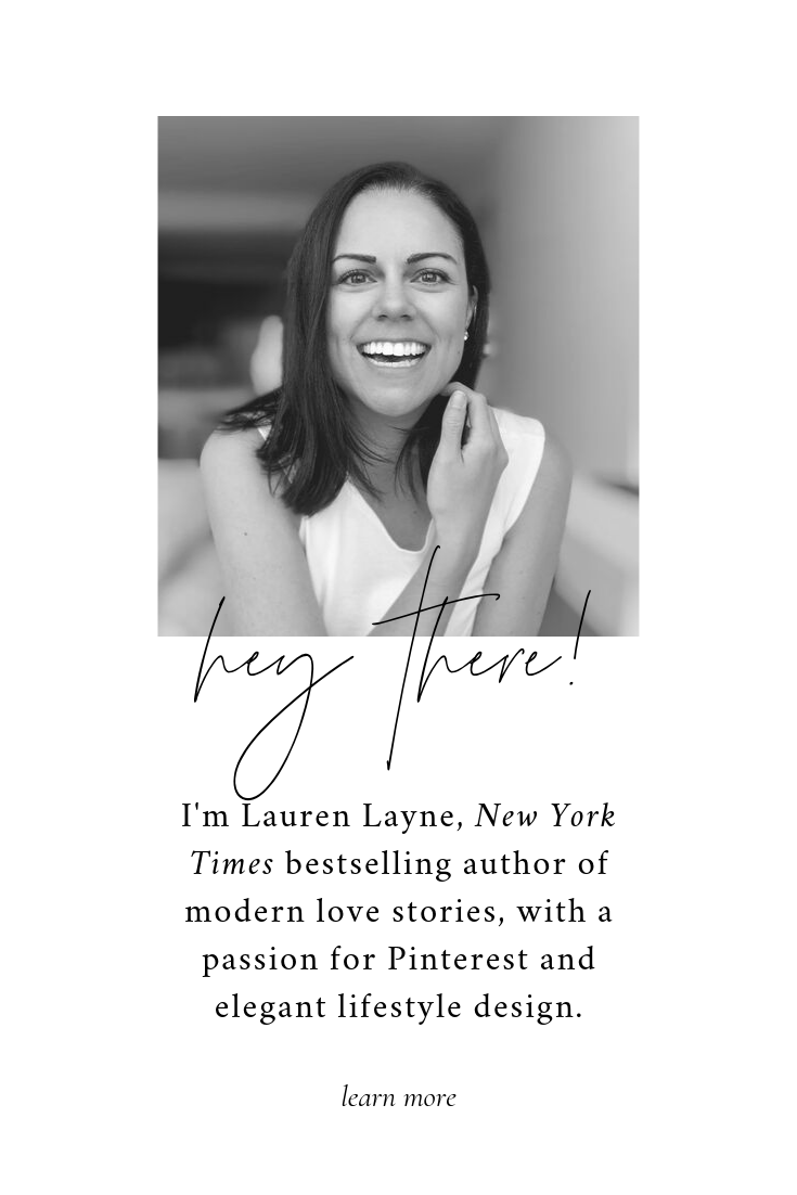 Lauren Layne New York Times Bestselling Author