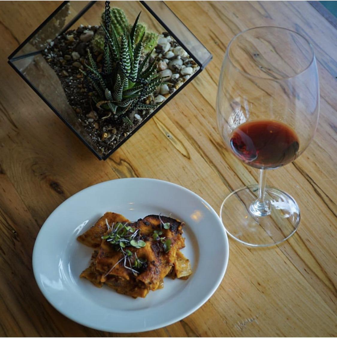 Multi-course dinners -