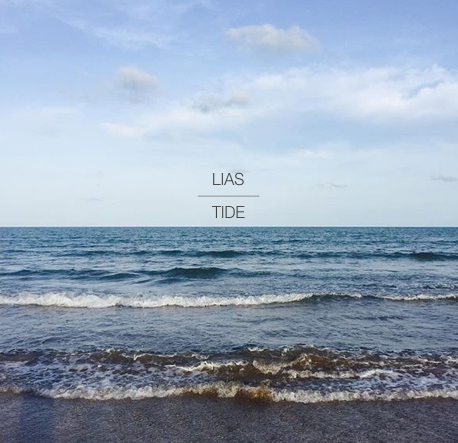 Tide is one of Lias' first recorded songs. The cover shot was taken at the city beach of Valencia, Spain.