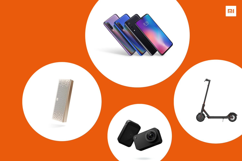 Xiaomi Produkte im Wert von 1.500 € - Noch besser vernetzt und umgeben von intelligenter Technologie — das bietet dir Xiaomi! Mach' Fotos mit dem brandneuen Mi 9-Smartphone, cruise durch die City mit dem Mi-Electric Scooter oder halte deine Outdoor-Action mit der Mi Action Cam jeder Zeit fest. Hier kannst du ein Produkt-Bundle von Xiaomi im Wert von 1.500 € gewinnen.