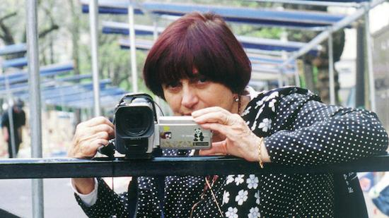 Behind Jean-Luc Godard's Shades: Agnès Varda's Ways Of Seeing - — The Quietus, July 2018This essay unpicks the cinematic relationship between Agnès Varda and Jean-Luc Godard. With her new film, Faces, Places, in UK cinemas soon, and a retrospective currently on screen at the BFI Southbank, a reassessment of the often marginalised Varda feels more vital than ever