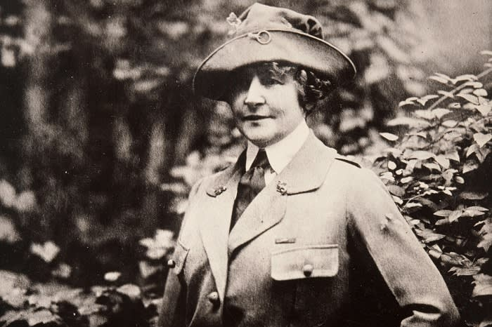 How a US financier's daughter helped rebuild war-torn France - — Financial Times, November 2018The little-known story of Anne Morgan, daughter of J.P. Morgan, who led American volunteers in civilian relief efforts during and after the first world war.