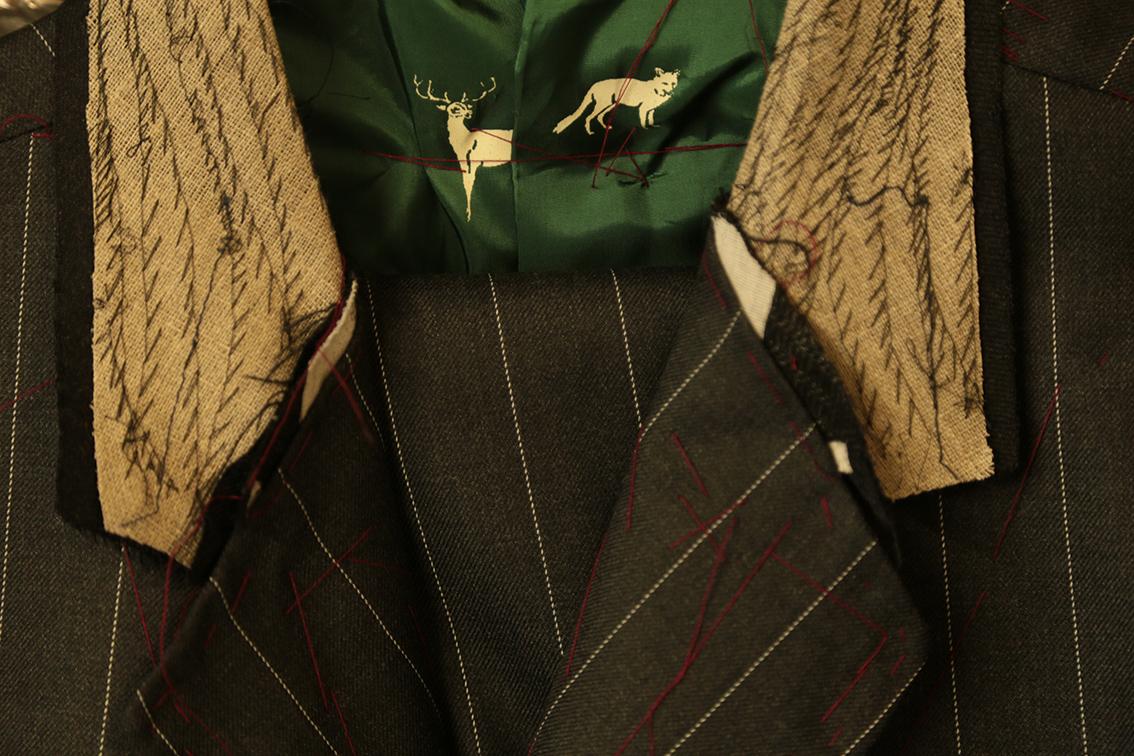 Johnson Tailor Suit