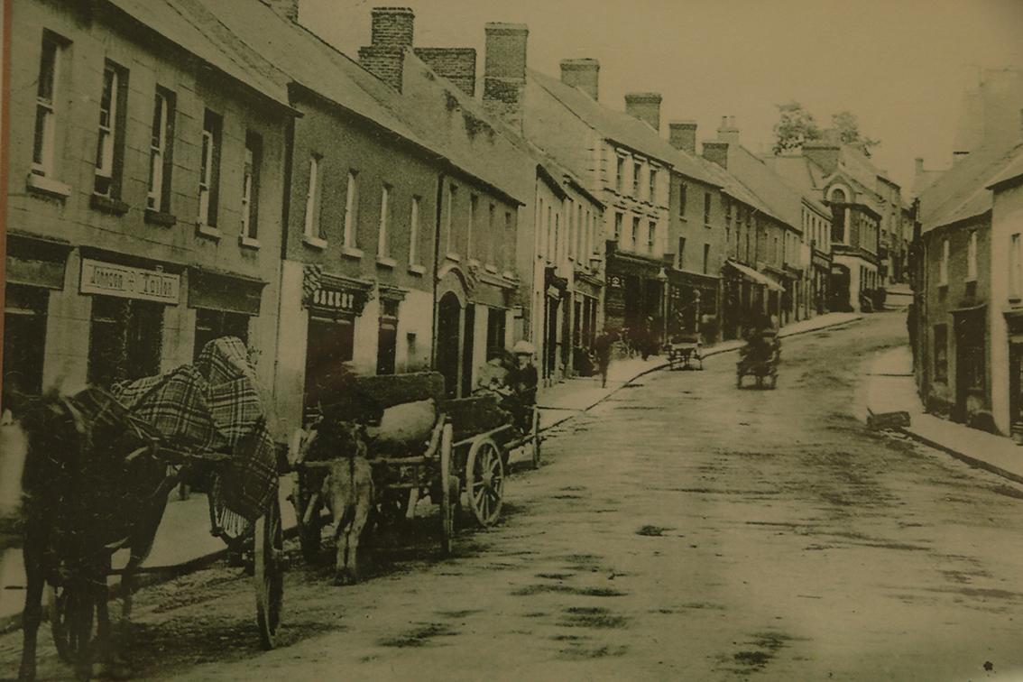Johnson Tailor Since 1867