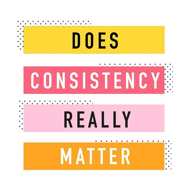 YES. YES. YES AND YES.  You've got to share consistently each week. Consistently stick to your brand values, your tone of voice and most importantly consistently remind your audience (in new and exciting ways) that you and your brand are the people who can help and inspire them.   Consistency doesn't confuse your audience and it won't confuse you.  . . . . #instagramtips #fashionmarketing #fashiondigital #businessoffashion #womeninfashion #socialmediamarketing #fashionbrandconsultant #fashionstartup #fashionbrands #digitalfashion