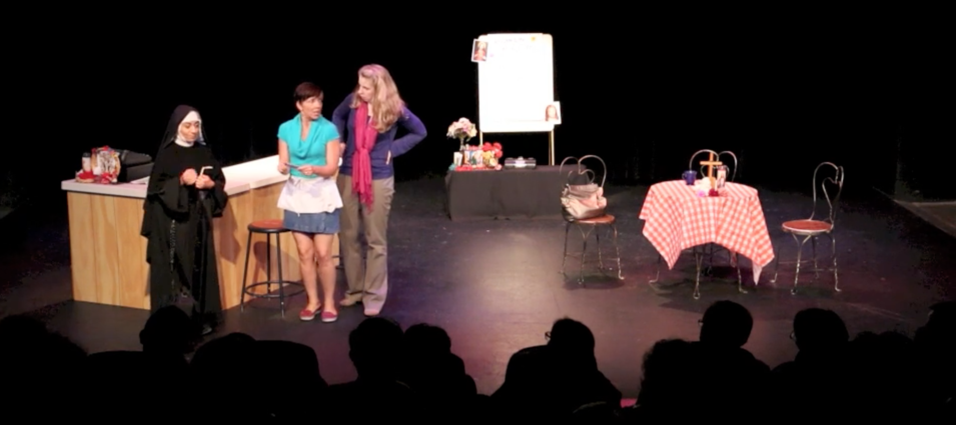 Click on the photo to watch this performance, from the 2016 Kansas City Fringe Festival