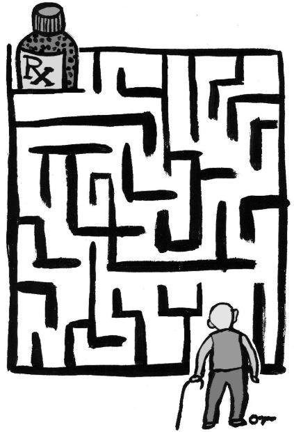 Health Care Maze Image.JPG