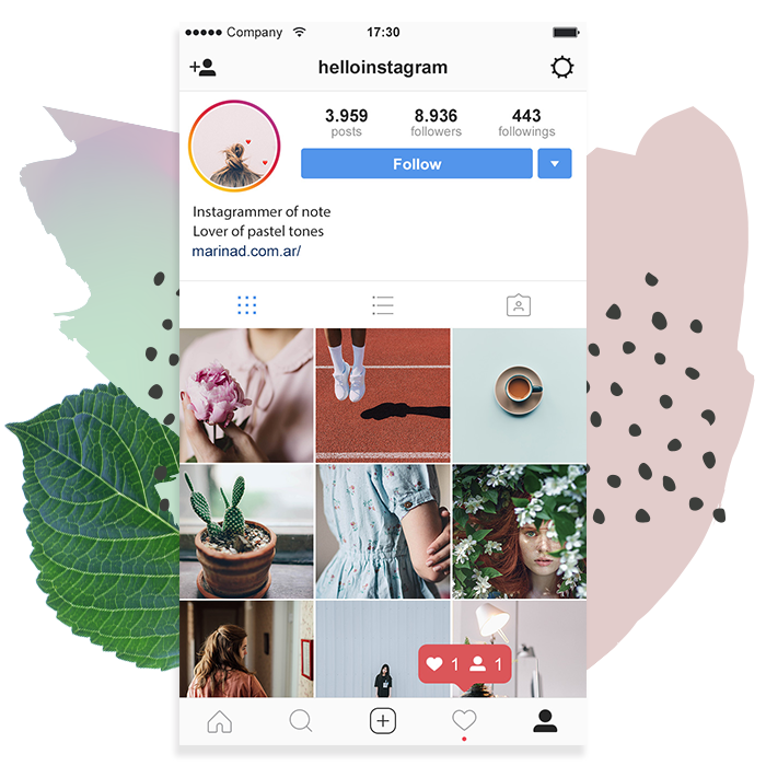 ALL ABOUT IT - Learn about what Instagram can do for your creative business, and how best to use it to drive customers to your website and to promote your work.